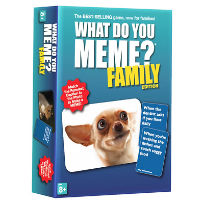 AU48.80 • Buy What Do You Meme? Family Edition