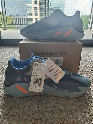 $ CDN701.75 • Buy Adidas Yeezy Boost 700 Carbon Blue Men Size 9 100% Authentic With Receipt