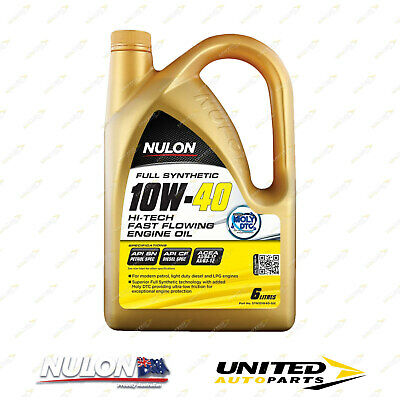 AU64.99 • Buy NULON Full Synthetic 10W-40 Fast Flowing Engine Oil 6L For BMW 750iL E38 5.4 V12