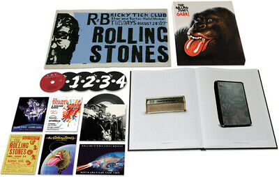 £218.15 • Buy ABKCO 5-CDs, 1x7  Super Deluxe Box Set: The Rolling Stones – Grrr!, 2012 USA SS