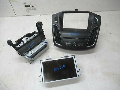 AU400 • Buy FORD FOCUS STEREO/HEAD UNIT 8in TOUCHSCREEN, LZ, 07/15-11/18 15 16 17 18