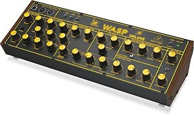 BEHRINGER Eurorack-compliant Hybrid Synthesizer WASP DELUXE • 343.06£