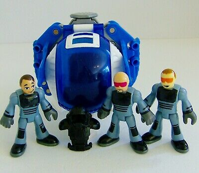 Imaginext Space Pod With 3 Figures  • 14.99£