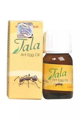 £12.77 • Buy TALA ANT EGG OIL Permanent Hair Removal - Original 20ml Free Shipping