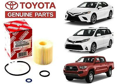 $16.99 • Buy Genuine OEM Toyota 04152-YZZA1 Replacement Oil Filter New Free Shipping USA