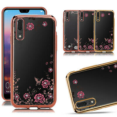 £1.99 • Buy Case For Huawei P20 Lite P8 P10 LIte 2017 Cover Phone Shockproof Clear Silicone