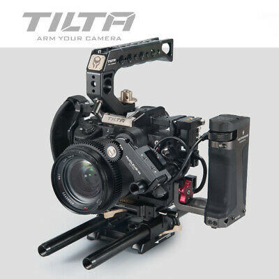 $ CDN391.42 • Buy Tilta A7 A9 Camera Cage Black For Sony A7 A9 A7III A7R3 A7M3 DSLR Rig Support