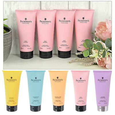 £11 • Buy Pecksniff's Hand Cream Nail Treatment Pack Of 4 Scented Skin Care 200ml