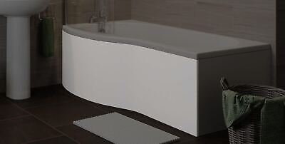 Bathroom P Shaped Bath Panel Only • 59.99£