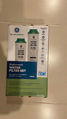 $ CDN81.45 • Buy NEW Sealed GE FQK2J Dual Flow Advanced Filtration Water Filter Replacement