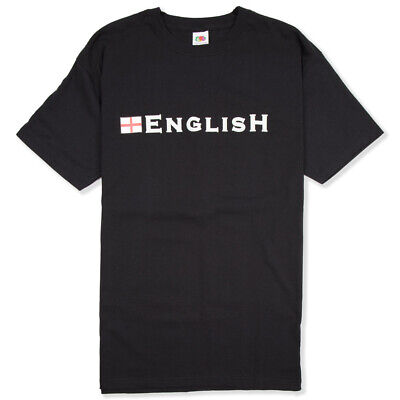 English  England T-shirt- St George's Day, Cross Of St George Flag, Patriotic • 14£