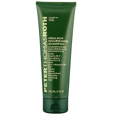 Peter Thomas Roth Mega-Rich Nourishing Shampoo 235ml • 12.65£