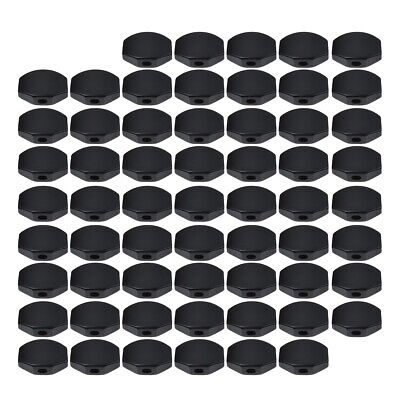 $ CDN64.73 • Buy Tuner Buttons For Guitar Tuning Pegs Tuners Machine Heads Ebony 60 Pcs