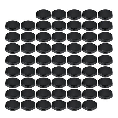 $ CDN61.50 • Buy Tuner Buttons For Guitar Tuning Pegs Tuners Machine Heads Ebony 60 Pcs