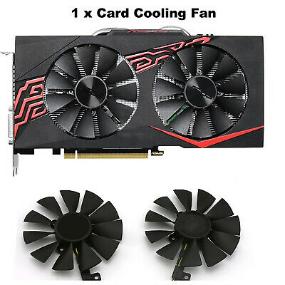 AU17 • Buy 2 Types Of Graphic Card Cooling Fan For ASUS GTX 1060-O6G-GAMING