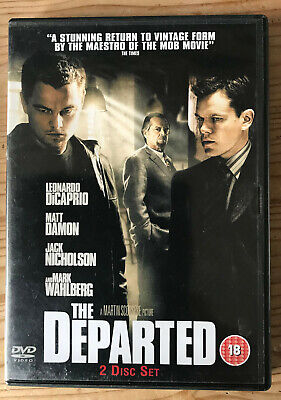 £1 • Buy The Departed (DVD, 2007, 2-Disc Set)