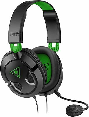 £23.95 • Buy Turtle Beach 50x  Ear Force Recon Gaming Headset Xbox One Series X S - Brand New