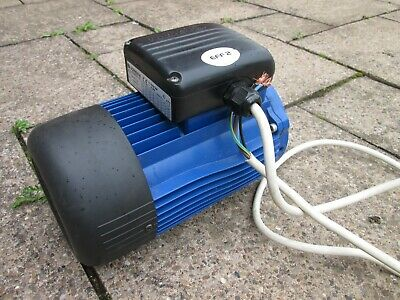 LOWARA 3 Phase Electric Motor, USED, Made In Italy. • 125£