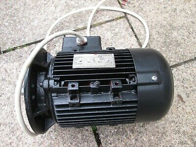 ARMSTRONG 3 Phase Electric Motor, USED. • 75£