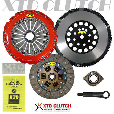 $168.82 • Buy Xtd Stage 1 Clutch & Lighten Flywheel Kit Fits Tiburon Santa Fe Optima 2.7l V6