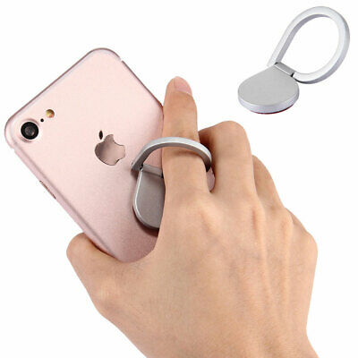 £12.90 • Buy Umidigi A3 Sony Xperia Tipo (ST21i) Silver Smartphone Ring Holder