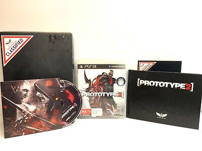 AU69.95 • Buy Prototype 2 - Limited Edition + Art Book + CD - Playstation 3 PS3 Free Tracking