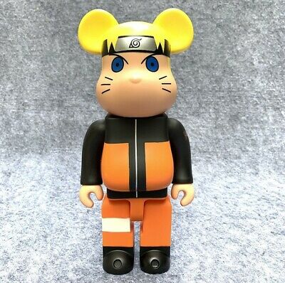 $51.88 • Buy 11inch BE@RBRICK 400% Rare Narudo Medicom BearBrick Limited Action Figure 28cm