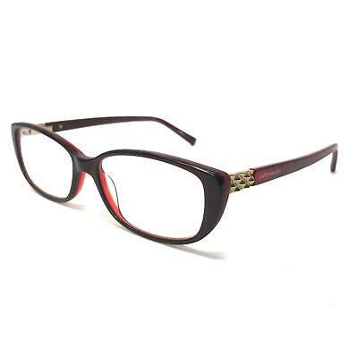 Karen Millen KM53 Prescription Glasses Frames Red Full Rim Spectacles Eyeglasses • 19.95£