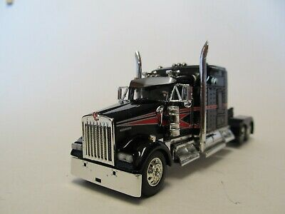 $ CDN107.69 • Buy Dcp 1/64 Scale W-900 Kenworth Studio Sleeper, Black & Red, Wti Rear Fenders