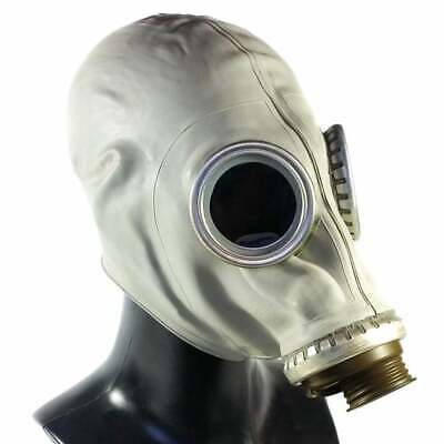£14.49 • Buy Soviet Russian Gas Mask NEW GP-5 & Canvas Bag NBC ALL Sizes Grey Collectable