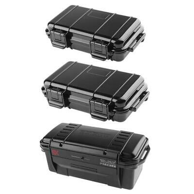 £9.71 • Buy Outdoor Shockproof Sealed Waterproof Safety Case ABS Plastic Tool Dry Box