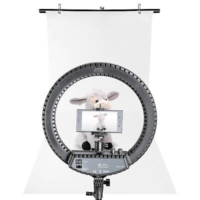 LED Continuous Bi-Colour Ring Light Table-Top Product Photography Lighting Kit  • 139.99£