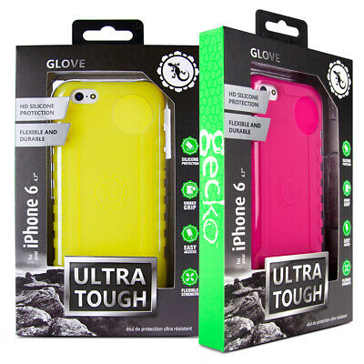 AU8 • Buy Gecko Ultra Tough GLOVE Case For IPhone 6/6s - RRP $19.95