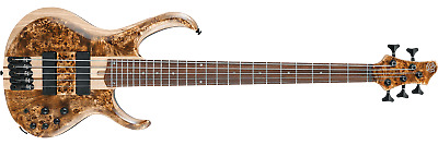 $ CDN1875 • Buy Ibanez BTB845V-ABL 5-string BTB Workshop Electric Bass Guitar (Antique Brown)