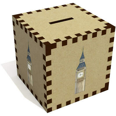 'Big Ben' Money Boxes / Piggy Banks (MB023062) • 7.99£