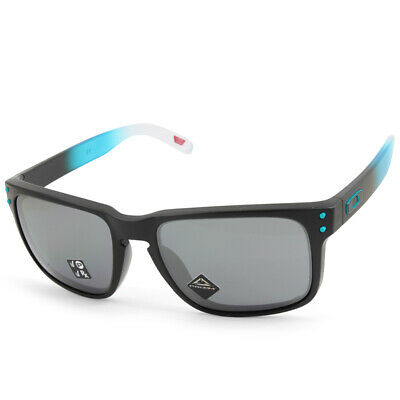 AU193.95 • Buy Oakley Holbrook OO9102-K1 Black/Prizm Black Polarised Men's Sunglasses
