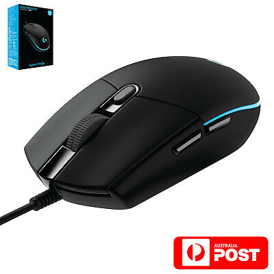 AU41.99 • Buy Logitech G102 Prodigy Gaming Mouse Wired 6 Programmable Buttons