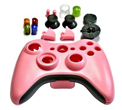 £5.99 • Buy New Baby Pink Shell Repair Kit For Microsoft XBox 360 Wireless Controller UK