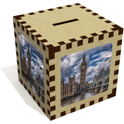 'Big Ben London' Money Boxes / Piggy Banks (MB011985) • 7.99£