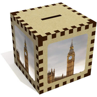 'Big Ben London' Money Boxes / Piggy Banks (MB038699) • 7.99£