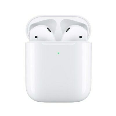 $ CDN97.93 • Buy Apple Airpods 2nd Generation With Wireless Charging Case MRXJ2AM/A