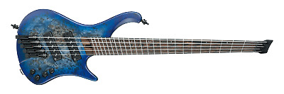 $ CDN2749 • Buy Ibanez EHB1505MS-PLF Workshop 5-string Electric Bass Guitar (Pacific Blue Burst)