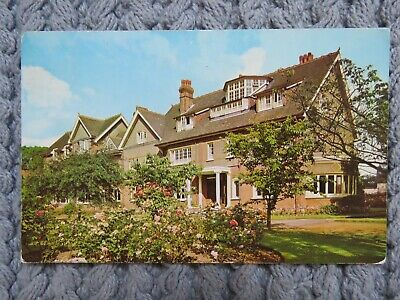 Vintage 1973 Herne Bay Court Real Photo Postcard • 1.40£
