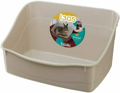 Ferplast Rabbit Litter Tray L 305 Toilet For Rodent Cages Rabbits And Small • 9.49£