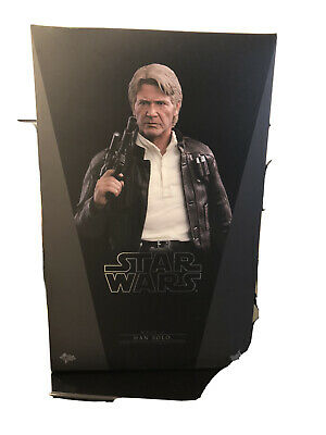 $100 • Buy Hot Toys Star Wars The Force Awakens Han Solo 1/6 Scale Figure