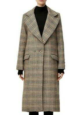 AU550 • Buy Brand New Viktoria & Woods Scandinavian Coat Sz 0 Rrp $890