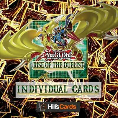 YuGiOh Rise Of The Duelist Singles Choose Card 1st Edition Common Trading Cards • 0.99£