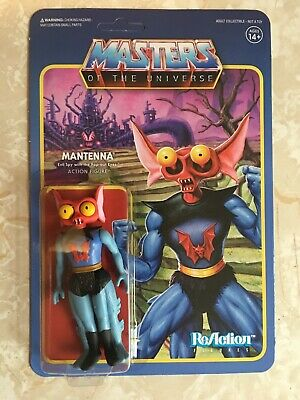 $17.50 • Buy Mantenna - Masters Of The Universe Super7 ReAction Figure
