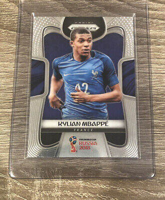 $ CDN268.49 • Buy KYLIAN MBAPPE 2018 Prizm World Cup #80 Rookie RC - CENTERED SHARP CORNERS/EDGES