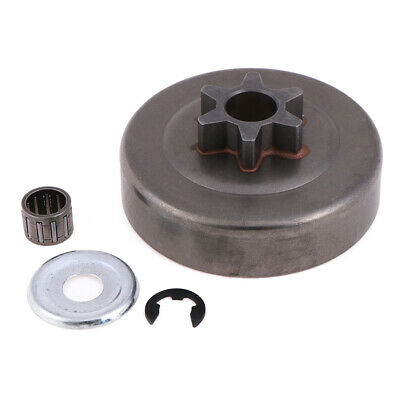 £6.48 • Buy 3/8 6T Clutch Drum Sprocket Washer E-Clip Kit For STIHL Chainsaw 017 018 021 Jq